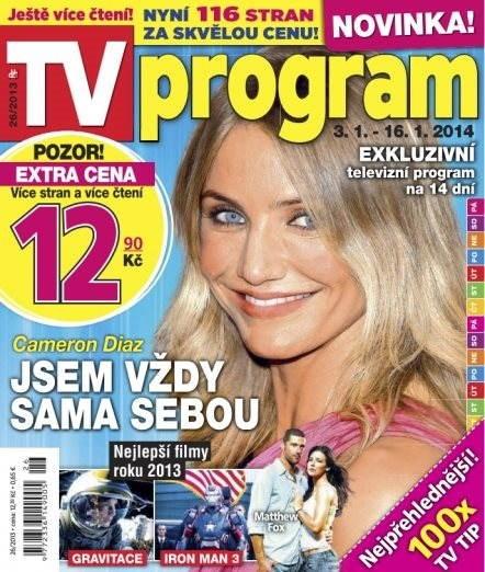 Tv Program - 26/13 - Elektronický časopis