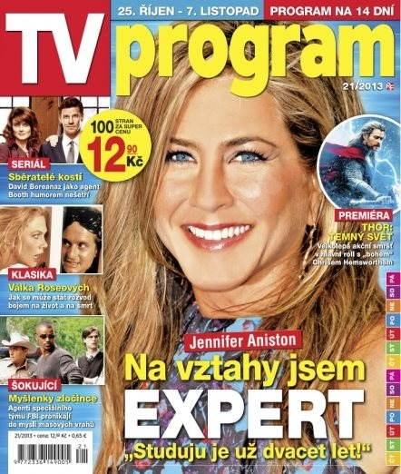 Tv Program - 21/13 - Elektronický časopis