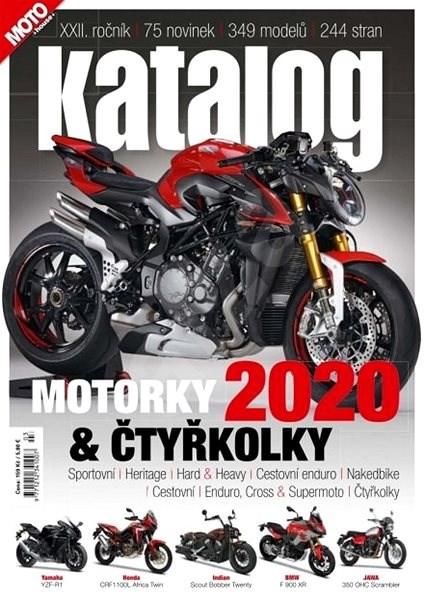 MOTOhouse katalog - 1/2020 - Elektronický časopis