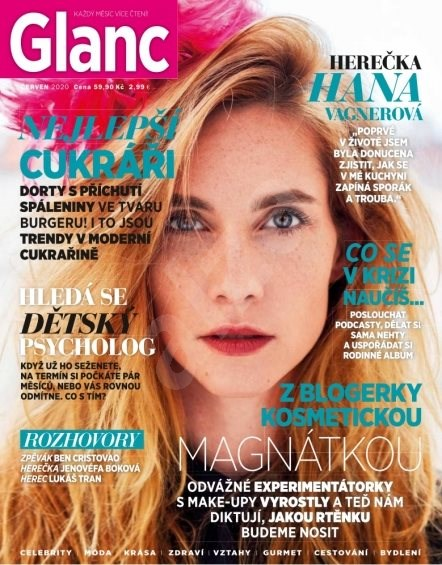 Glanc - 6/2020 - Elektronický časopis