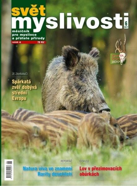 Svět myslivosti - 6/2017 - Elektronický časopis