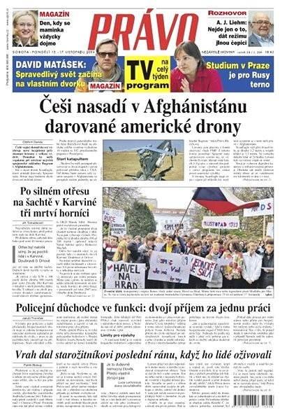 Právo - 15-11-2014 - Elektronické noviny