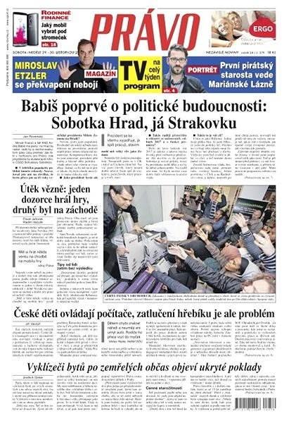 Právo - 29-11-2014 - Elektronické noviny