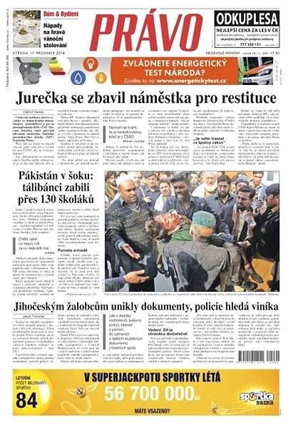 Právo - 17-12-2014 - Elektronické noviny