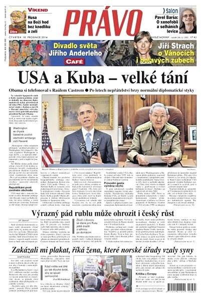 Právo - 18-12-2014 - Elektronické noviny