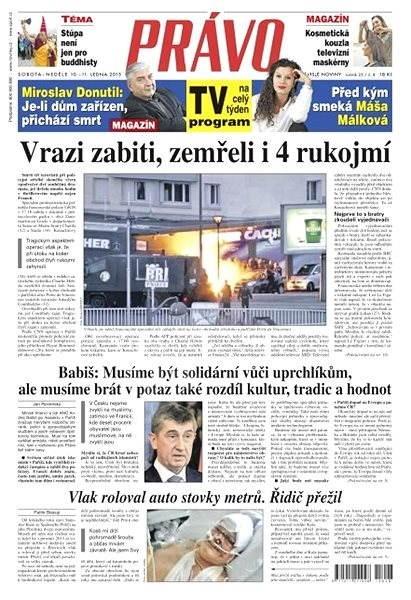 Právo - 10-01-2015 - Elektronické noviny