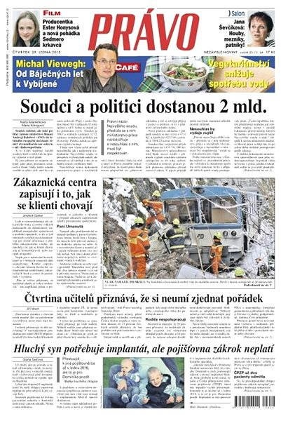 Právo - 29-01-2015 - Elektronické noviny