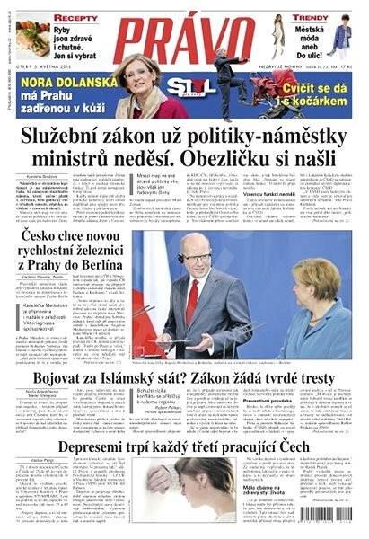 Právo - 05-05-2015 - Elektronické noviny