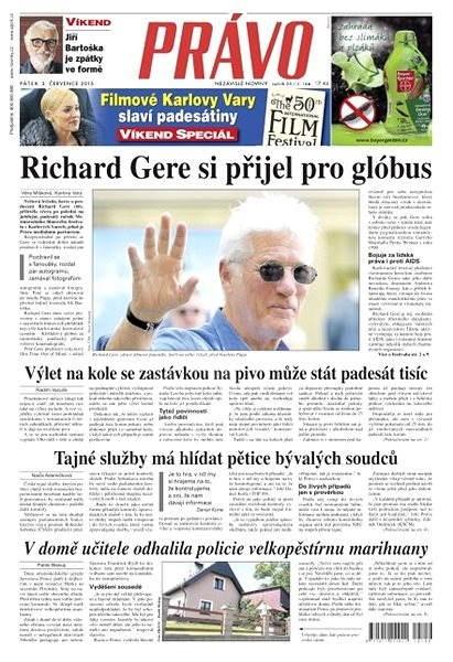 Právo - 03-07-2015 - Elektronické noviny