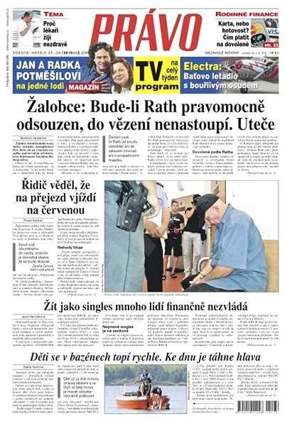 Právo - 25-07-2015 - Elektronické noviny