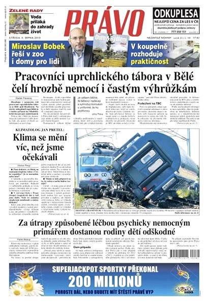 Právo - 05-08-2015 - Elektronické noviny