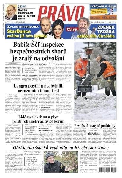 Právo - 15-10-2015 - Elektronické noviny