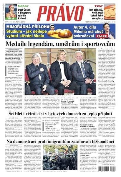 Právo - 29-10-2015 - Elektronické noviny