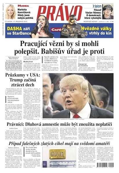 Právo - 17-12-2015 - Elektronické noviny