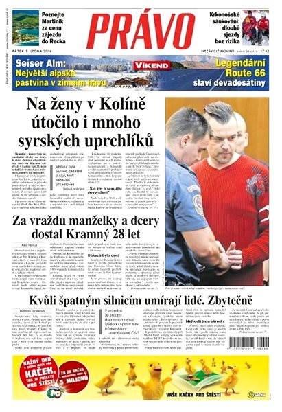 Právo - 08-01-2016 - Elektronické noviny