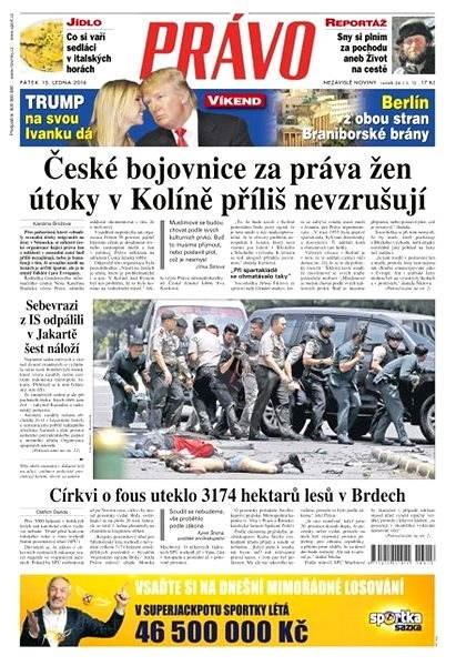 Právo - 15-01-2016 - Elektronické noviny