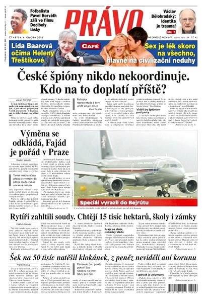 Právo - 04-02-2016 - Elektronické noviny