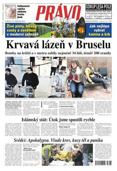 Právo - 23-03-2016 - Elektronické noviny