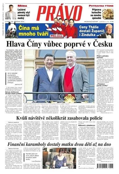 Právo - 29-03-2016 - Elektronické noviny