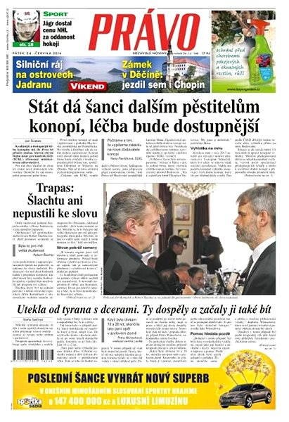Právo - 24-06-2016 - Elektronické noviny