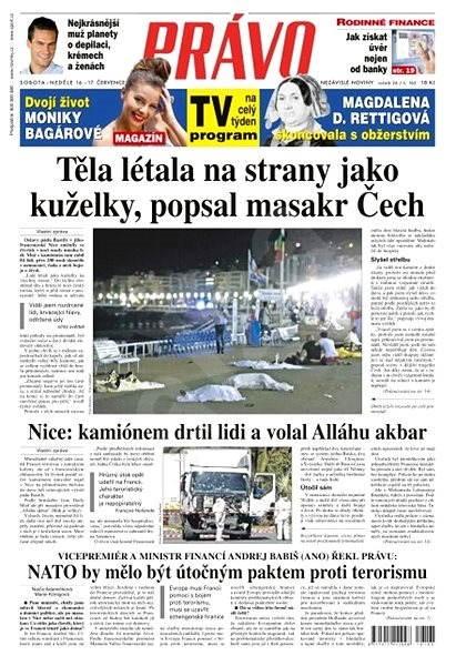 Právo - 16-07-2016 - Elektronické noviny