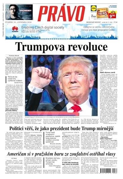 Právo - 10-11-2016 - Elektronické noviny
