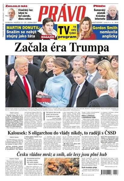 Právo - 21-01-2017 - Elektronické noviny