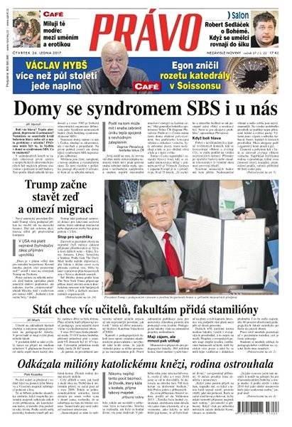 Právo - 26-01-2017 - Elektronické noviny