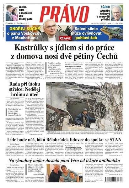 Právo - 02-02-2017 - Elektronické noviny