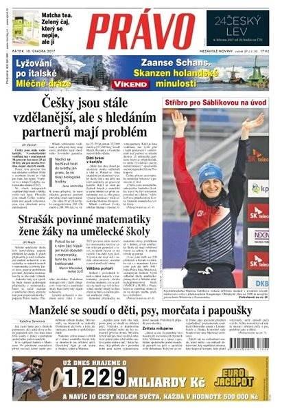 Právo - 10-02-2017 - Elektronické noviny