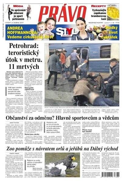 Právo - 04-04-2017 - Elektronické noviny