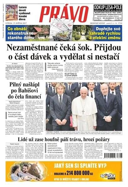 Právo - 17-05-2017 - Elektronické noviny