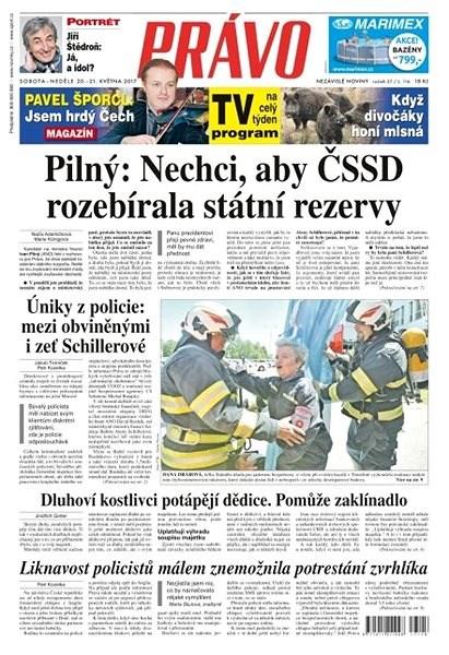 Právo - 20-05-2017 - Elektronické noviny