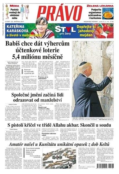 Právo - 23-05-2017 - Elektronické noviny