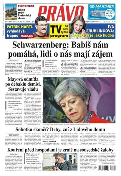 Právo - 10-06-2017 - Elektronické noviny