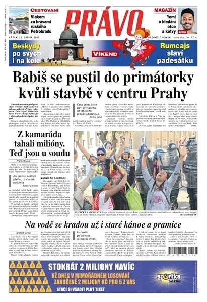 Právo - 25-08-2017 - Elektronické noviny