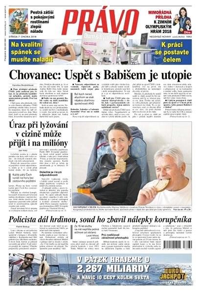 Právo - 07-02-2018 - Elektronické noviny