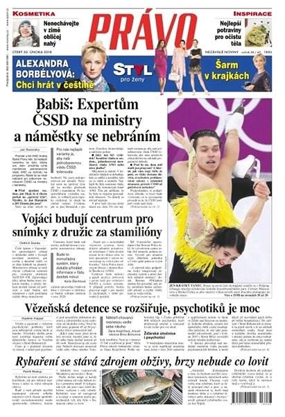 Právo - 20-02-2018 - Elektronické noviny
