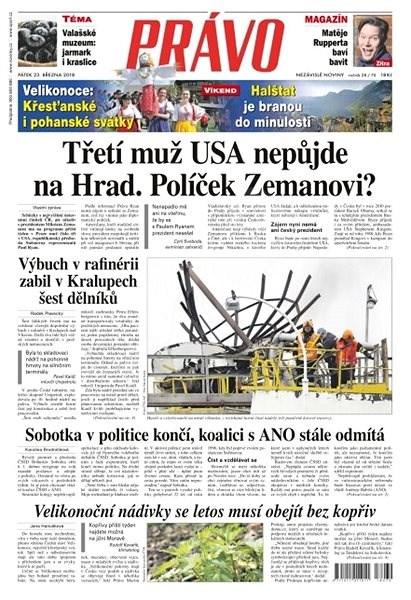 Právo - 23-03-2018 - Elektronické noviny
