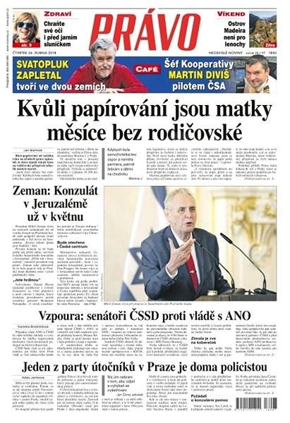 Právo - 26-04-2018 - Elektronické noviny