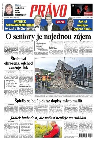 Právo - 17-05-2018 - Elektronické noviny