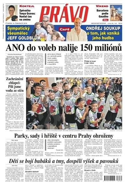 Právo - 19-07-2018 - Elektronické noviny