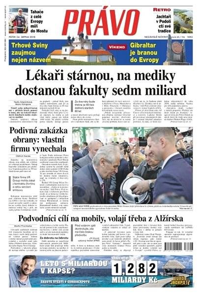 Právo - 24-08-2018 - Elektronické noviny