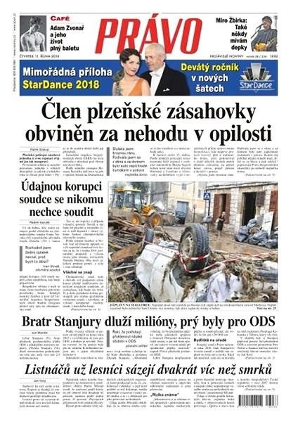 Právo - 11-10-2018 - Elektronické noviny