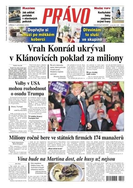 Právo - 07-11-2018 - Elektronické noviny