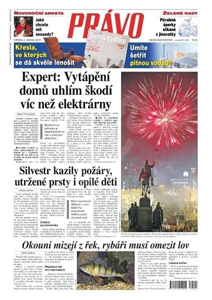 Právo - 02-01-2019 - Elektronické noviny