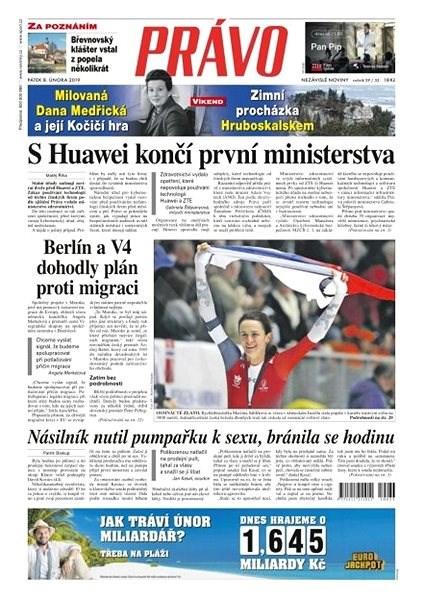 Právo - 08-02-2019 - Elektronické noviny