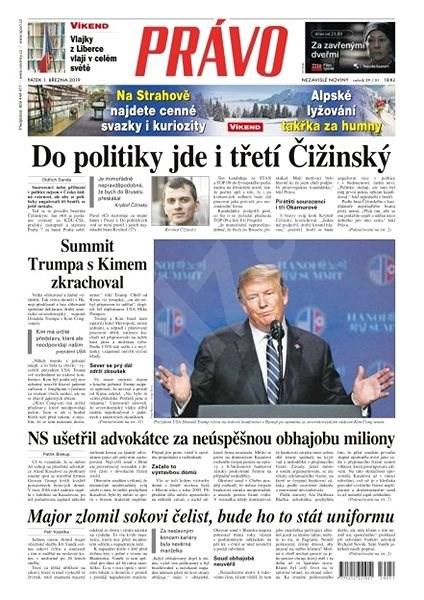 Právo - 01-03-2019 - Elektronické noviny