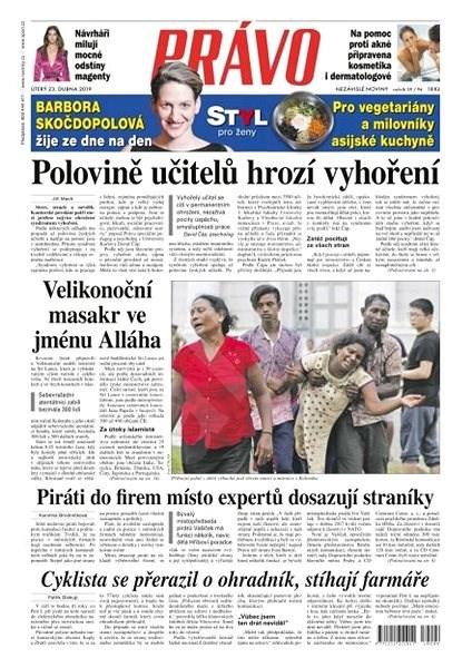 Právo - 23-04-2019 - Elektronické noviny