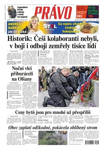 Právo - 07-05-2019 - Elektronické noviny